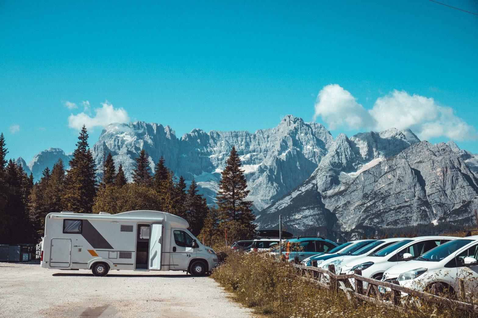 Viajar en caravana, autocaravana o camper